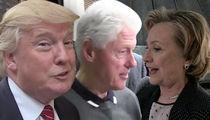 Bill Clinton & Hillary Clinton Will Attend Inauguration of Donald Trump