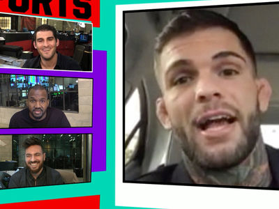 Cody Garbrandt on Dominick Cruz: I Coulda Taken Him Out ... But I Was Having Fun (VIDEO)