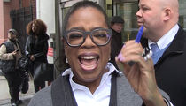 Oprah Knows Better Than to Talk Trump (VIDEO)