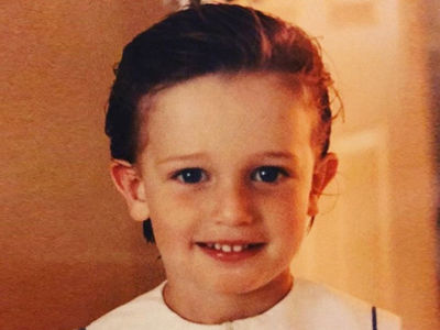 Guess Who This Grinning Little Guy Turned Into!