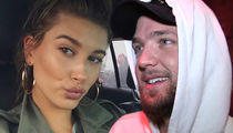 Hailey Baldwin Denies Dating NBA Star Chandler Parsons