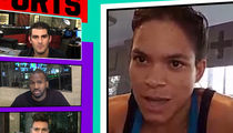 Amanda Nunes Blasts Ronda Rousey ... She's Always Been Overrated (VIDEO)