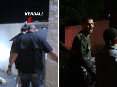 Kendall Jenner's Big Night Out in Hollywood With NBA's Chandler Parsons (VIDEO + PHOTO)