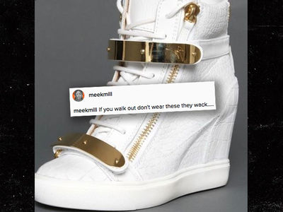 Meek Mill's Breakup Shot at Nicki Minaj Is a Fashion Diss (PHOTO)