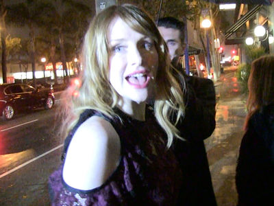 Bryce Dallas Howard Kicking Off Her Heels For Next 'Jurassic World' (VIDEO)