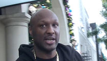 Lamar Odom Says Rehab Was 'Life-Changing' ... Mulling Over Reality TV Comeback (VIDEO)