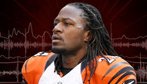 Pacman Jones 911: 'Bengals Player Causing Ruckus ... He's #24' (AUDIO)