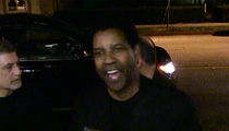 Denzel Washington Says Ezekiel Elliott for MVP (VIDEO)