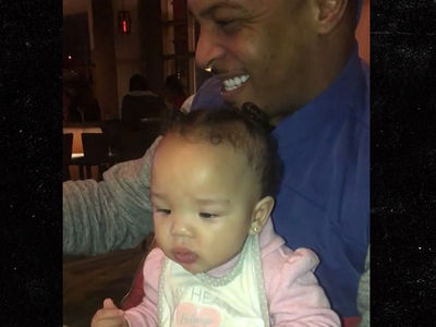 T.I. and Tiny Still Having Fun Together at Family Dinner (VIDEO)