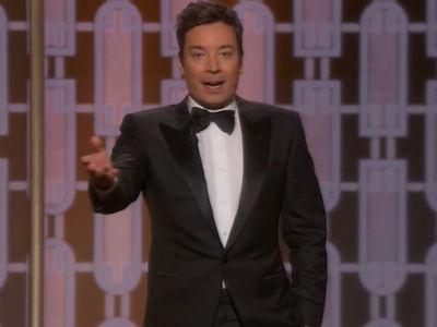Jimmy Fallon's Mariah Carey Joke At The Golden Globes Was Gold