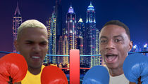 Chris Brown and Soulja Boy Dubai-Bound for Pay-Per-View Boxing