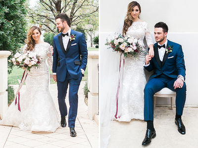 Cubs' Kris Bryant Marries High School Sweetheart ... In Vegas, Baby! (PHOTOS)