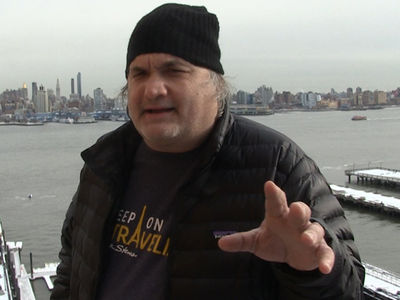 Artie Lange Roasts Odell Beckham ... 'Victoria Beckham Woulda Played Better' (VIDEO)