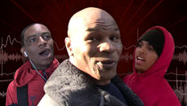 Mike Tyson Records Diss Track ... 'Thoulja's Going Down!' (AUDIO)