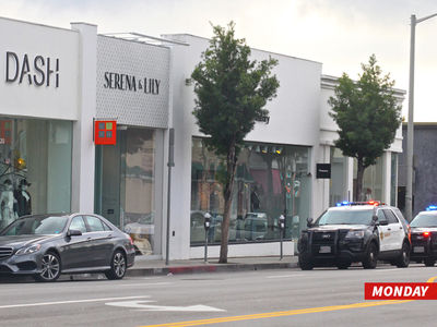 The Kardashians' DASH Store Hit by Thief (PHOTOS)