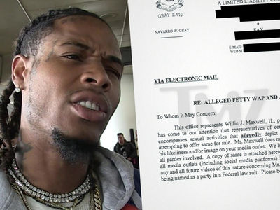 Fetty Wap Sends Cease And Desist to Alexis Sky Over Sex Tape Leak (DOCUMENT)