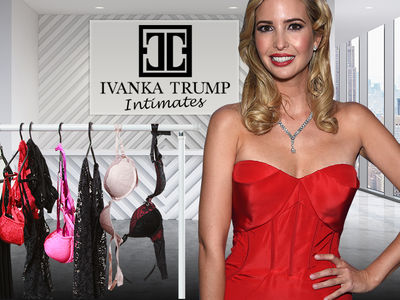 Ivanka Trump's Fashion Brand Applies For Underwear Trademark