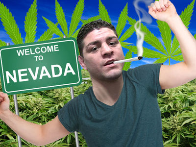 Nevada Athletic Commish Could FINALLY Torch Weed Ban