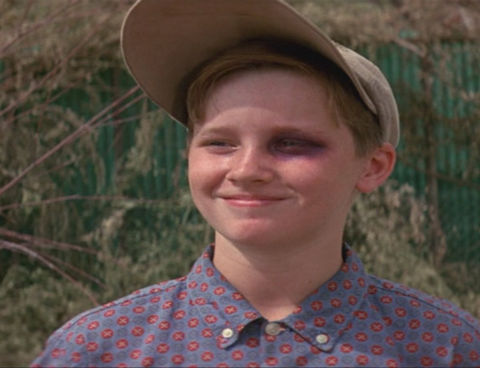 "Tom Guiry as ""Scotty Smalls."""