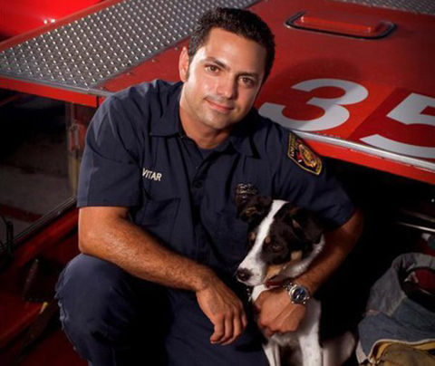 Mike Vitar is now 38 years old.