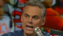 Colin Cowherd Responds to Dabo Swinney ... 'I Can Take a Punch' (VIDEO)