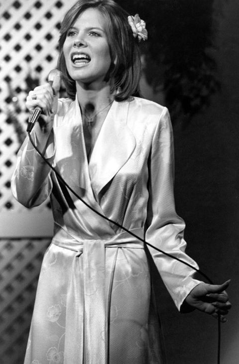 "Debby Boone had the hit song, ""You Light Up My Life"" in 1977."