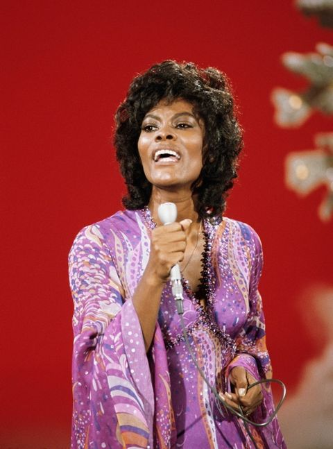 """Dionne Warwick had the hit song, """"I'll Never Love This Way Again"""" in 1979."""