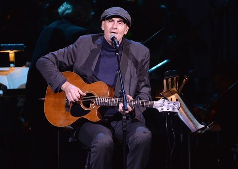 James Taylor is now 68 years old.