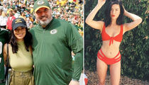 Mike McCarthy's Actress Daughter ... Green Bae Packer (PHOTO GALLERY)