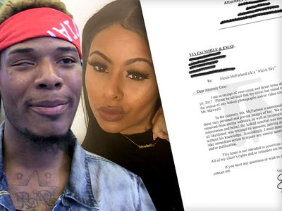 Fetty Wap's Ex-GF Alexis Sky Accuses HIM of Leaking Sex Tape (DOCUMENT & AUDIO)