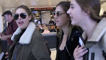 Sylvester Stallone's Daughters, Who's Kim, Who's Khloe, Who's Kourtney? (VIDEO)