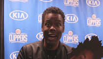Chris Rock Says DeAndre Jordan's 'Best Jordan Since Michael' (VIDEO)