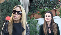 Faye Resnick Freaked Out by Ford Bronco Re-Release (VIDEO)
