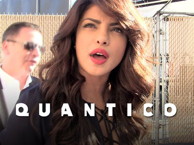 'Quantico' Star Priyanka Chopra Rushed to ER After Set Accident