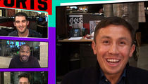 Gennady Golovkin Says Don't Underestimate Conor McGregor's Boxing Skills (VIDEO)
