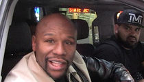 Floyd Mayweather to Dana White: 'You're a F***ing Comedian' (VIDEO)