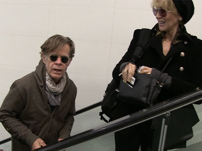 William H. Macy Says Guys Can't March with Women in DC!!! (VIDEO)