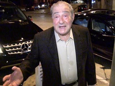 Bob Arum Says Floyd Vs. Conor Talk Is BS (VIDEO)