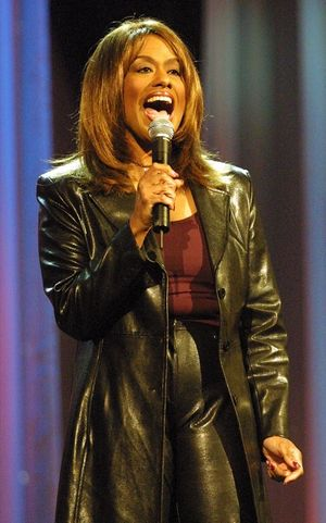 Jennifer Holliday's Performance Photos