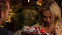 'Bachelor' Contestant Corinne Tries Sexy Whipped Cream Trick, Fails Miserably (VIDEO)