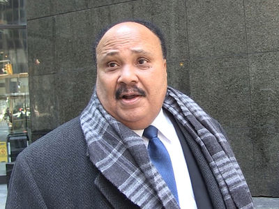 Martin Luther King III Says Trump Meeting Went Well (VIDEO)