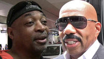 Chuck D Says Back Off Steve Harvey, We Need an Inside Man