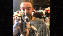 Ariana Grande Has Competition from Mac Miller's New Puppy (PHOTO)