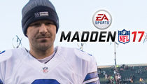Tony Romo Trolled By EA Sports