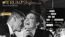 Donald Trump Singles Dating Website