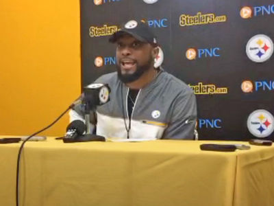 Mike Tomlin Says Antonio Brown will Be Punished for Locker Room Video