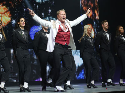 Michael Flatley Will Dance for Trump at Inauguration Liberty Ball