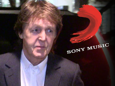 Paul McCartney Sues Sony to Get Back Beatles Songs