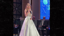 Jackie Evancho Risks Inauguration Voice to Surprise Trump with 3 Songs (PHOTO)