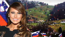 Melania Trump's Hometown in Slovenia Going All Out to Celebrate Next First Lady (PHOTO)